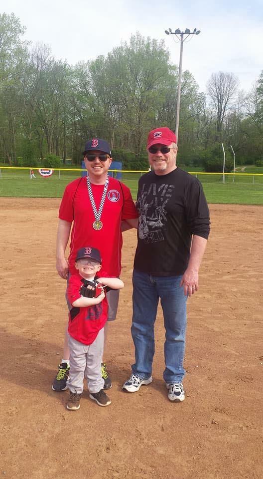 family, baseball, FBA